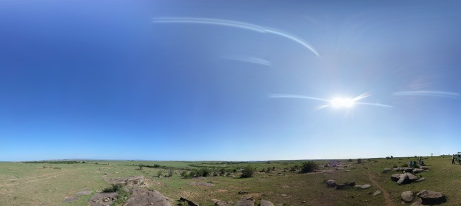 360 Degree Views from Africa